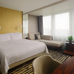 Zurich Marriott Hotel комната для гостей