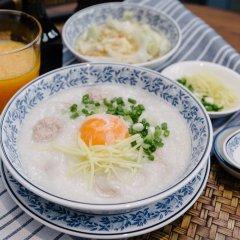 Отель Baan Vajra Бангкок питание фото 2