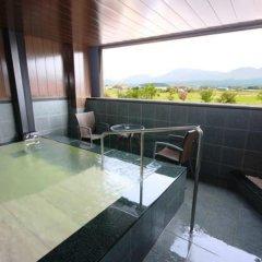 Отель Aso Uchinomaki Onsen Yumeoiso Минамиогуни ванная