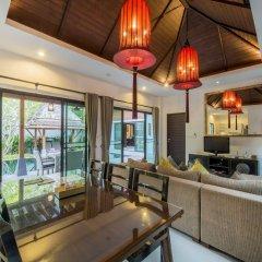 Отель The Bell Pool Villa Resort Phuket комната для гостей фото 3