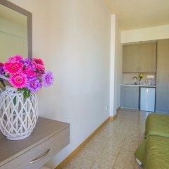 Отель Windmills Hotel Apartments Кипр, Протарас - отзывы, цены и фото номеров - забронировать отель Windmills Hotel Apartments онлайн комната для гостей фото 2
