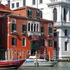 Отель San Cassiano Ca'Favretto Италия, Венеция - 10 отзывов об отеле, цены и фото номеров - забронировать отель San Cassiano Ca'Favretto онлайн приотельная территория фото 2