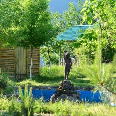 Отель Harsnadzor Eco Resort Сисиан бассейн