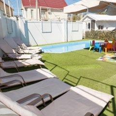 Georg-Grad Apart Hotel бассейн