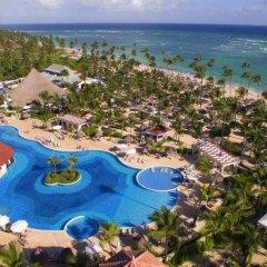 Отель Grand Bahia Principe Aquamarine балкон