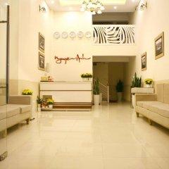Nguyen Anh Hotel - Bui Thi Xuan Далат интерьер отеля фото 2