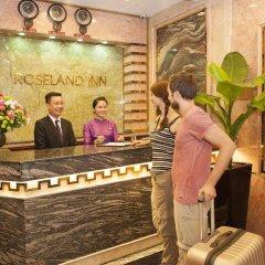 Roseland Inn Hotel интерьер отеля фото 2