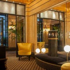 Отель Hôtel Mathis Франция, Париж - отзывы, цены и фото номеров - забронировать отель Hôtel Mathis онлайн интерьер отеля