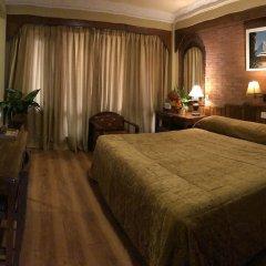 Отель Nirvana Garden Hotel Непал, Катманду - отзывы, цены и фото номеров - забронировать отель Nirvana Garden Hotel онлайн комната для гостей фото 4