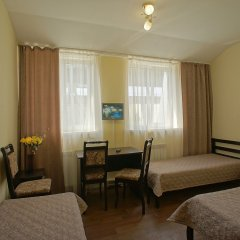 Гостиница Славянка комната для гостей