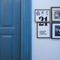 Отель Hostel & Suites Des Arts Португалия, Амаранте - отзывы, цены и фото номеров - забронировать отель Hostel & Suites Des Arts онлайн удобства в номере фото 2