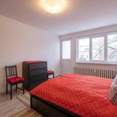 Апартаменты FM Deluxe 1-BDR Apartment with balcony - LZ София комната для гостей фото 4