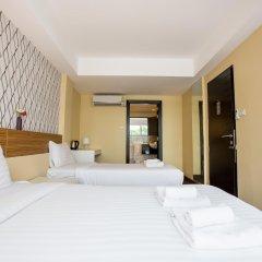 Snooze Hotel Thonglor Bangkok Бангкок комната для гостей