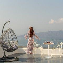 Отель Pegasus Suites & Spa Остров Санторини приотельная территория