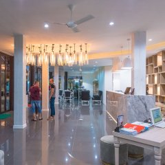 Отель Amata Patong спа