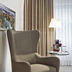 Отель Crowne Plaza Hannover в номере фото 2