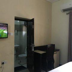 Отель PennyHill Suites and Resorts Нигерия, Энугу - отзывы, цены и фото номеров - забронировать отель PennyHill Suites and Resorts онлайн удобства в номере фото 2