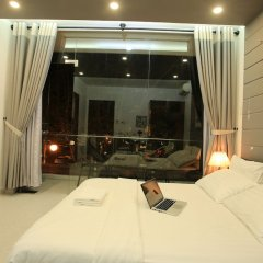 Отель Vegas Luxury Hotel Вьетнам, Хошимин - отзывы, цены и фото номеров - забронировать отель Vegas Luxury Hotel онлайн ванная