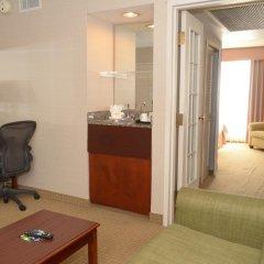 Park Plaza Hotel Блумингтон удобства в номере