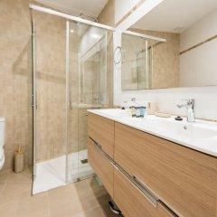Отель Circo Price City Center Испания, Мадрид - отзывы, цены и фото номеров - забронировать отель Circo Price City Center онлайн ванная фото 2