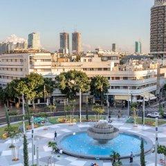 Center Chic Hotel - an Atlas Boutique Hotel Израиль, Тель-Авив - отзывы, цены и фото номеров - забронировать отель Center Chic Hotel - an Atlas Boutique Hotel онлайн бассейн