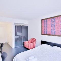 Отель Chic Suisse Flat - Metro Louise Брюссель комната для гостей фото 3