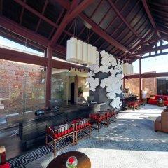 Отель Banyan Tree Lijiang интерьер отеля