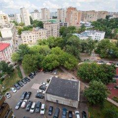 Гостиница On Taganskaya в Москве 6 отзывов об отеле, цены и фото номеров - забронировать гостиницу On Taganskaya онлайн Москва балкон