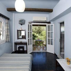 Отель Villa Yannis Греция, Корфу - отзывы, цены и фото номеров - забронировать отель Villa Yannis онлайн интерьер отеля