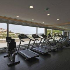 Отель Amman International фитнесс-зал