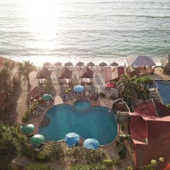 Отель Blue Andaman Lanta Resort Ланта приотельная территория фото 2