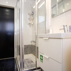 Отель Lisbon Backpackers Guesthouse ванная фото 2