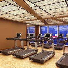 Sheraton Guangzhou Hotel фитнесс-зал
