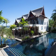 Отель Baan Yin Dee Boutique Resort бассейн фото 3