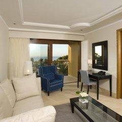 Отель Kernos Beach комната для гостей фото 3