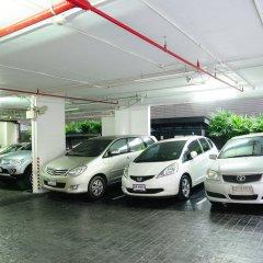 Отель Aspira Skyy Sukhumvit 1 Бангкок парковка