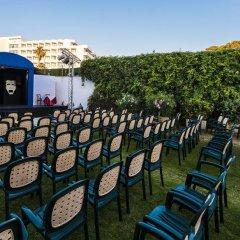 Отель Globales Apartamentos Lord Nelson Эс-Мигхорн-Гран помещение для мероприятий