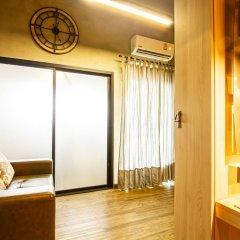 Отель 44 Room Rama 3 Таиланд, Бангкок - отзывы, цены и фото номеров - забронировать отель 44 Room Rama 3 онлайн ванная