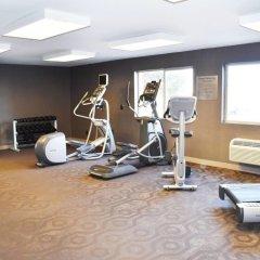 Отель Fairfield Inn & Suites by Marriott Albuquerque Airport фитнесс-зал
