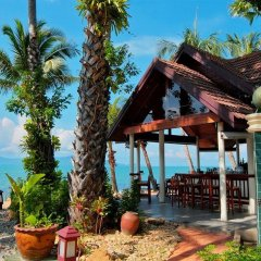 Отель Paradise Beach Resort Samui фитнесс-зал