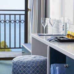 Отель Aldemar Amilia Mare балкон