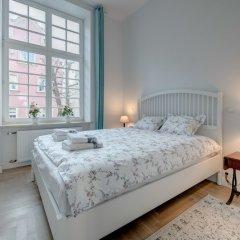 Апартаменты Gdańsk Old Town Apartments Гданьск комната для гостей фото 5