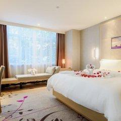 Отель Lavade Hotel Gz Railway Station Branch Китай, Гуанчжоу - отзывы, цены и фото номеров - забронировать отель Lavade Hotel Gz Railway Station Branch онлайн комната для гостей фото 2