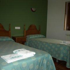 Отель El Churron Сабиньяниго сейф в номере