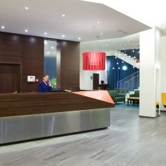 Гостиница Park Inn by Radisson Ярославль в Ярославле - забронировать гостиницу Park Inn by Radisson Ярославль, цены и фото номеров интерьер отеля фото 2