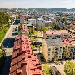 Апартаменты Local Nordic Apartments - Snowy Owl Ювяскюля городской автобус