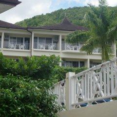 Отель Relax Resort балкон