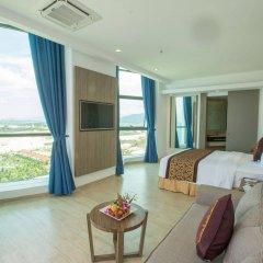 Отель Golden Peak Resort & Spa Вьетнам, Камрань - отзывы, цены и фото номеров - забронировать отель Golden Peak Resort & Spa онлайн комната для гостей фото 2