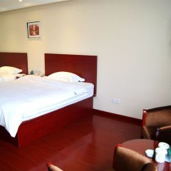 GreenTree Alliance Nantong West Renmin Road Coach Station Hotel комната для гостей фото 5