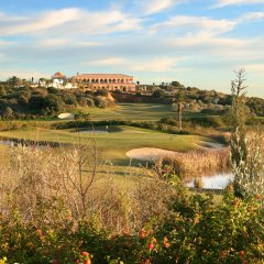 Апартаменты Amendoeira Golf Resort - Apartments and villas спа фото 2